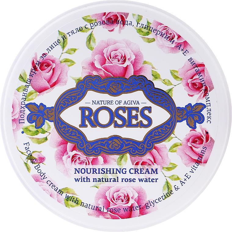 Versatile Nourishing Cream - Nature of Agiva Roses Face Cream