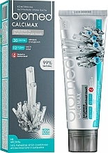 """Fragrances, Perfumes, Cosmetics Strengthening Toothpaste """"Calcimax"""" - Biomed Calcimax"""
