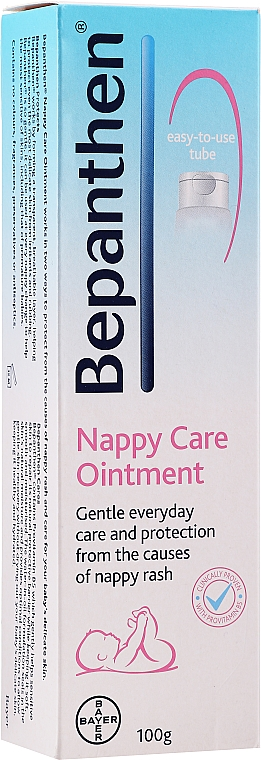 Baby & Mother Protective Ointment - Bepanthen Baby Protective Salve