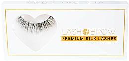 Fragrances, Perfumes, Cosmetics Flase Lashes - Lash Brow Premium Silk Lashes All Day Long