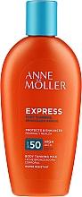 Fragrances, Perfumes, Cosmetics Express Sunscreen Body Milk - Anne Moller Express Sunscreen Body Milk SPF50
