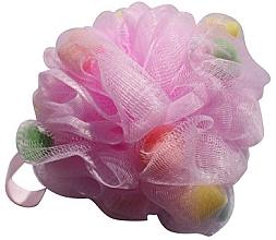 Fragrances, Perfumes, Cosmetics Bath Sponge, multicolored - Gabriella Salvete Body Care Mesh Massage Bath Sponge