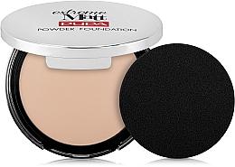 Fragrances, Perfumes, Cosmetics Mattifying Compact Powder - Pupa Extreme Matt Powder Foundation