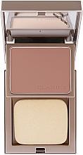 Fragrances, Perfumes, Cosmetics Long-Lasting Compact Powder - Clarins Everlasting Compact Foundation SPF 9