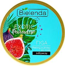 Fragrances, Perfumes, Cosmetics Body Peeling - Bielenda Exotic Paradise Peel