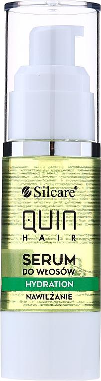 Moisturizing Hair Serum - Silcare Quin Hydration Hair Serum