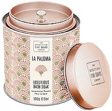 Fragrances, Perfumes, Cosmetics Scottish Fine Soaps La Paloma - Perfumed Bath Powder