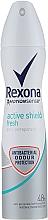Fragrances, Perfumes, Cosmetics Women Deodorant Spray - Rexona MotionSense Active Protection+ Fresh