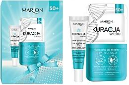 Fragrances, Perfumes, Cosmetics Set - Marion Age Treatment 50+ (mask/2x8ml + eye/cr/15ml)