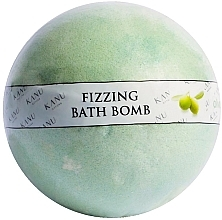 "Fragrances, Perfumes, Cosmetics Bath Bomb ""Olive Tree"" - Kanu Nature Fizzing Bath Bomb Olive Tree"