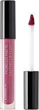 Fragrances, Perfumes, Cosmetics Matte Lip Fluid - Korres Morello Matte Lasting Lip Fluid