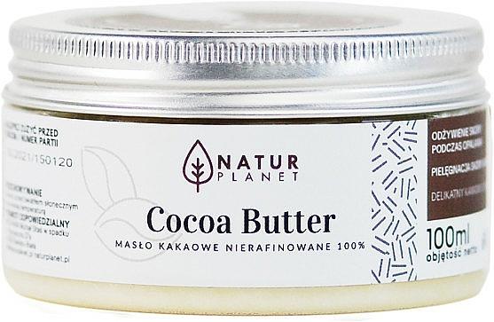 Unrefined Cocoa Butter - Natur Planet Cocoa Butter