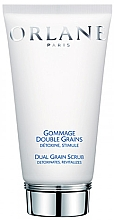 Fragrances, Perfumes, Cosmetics Facial Scrub - Orlane Daily Stimulation Dual Grain Scrub Peeling
