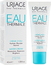 Fragrances, Perfumes, Cosmetics Light Moisturizing Cream - Uriage Eau Thermale Water Cream