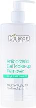 Fragrances, Perfumes, Cosmetics Antibacterial makeup Removing Gel - Bielenda Professional Face Program Antibacterial Gel Make-up Remover