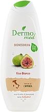 Fragrances, Perfumes, Cosmetics White Fig Bath Foam - Dermomed Bath Foam