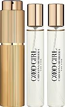 Fragrances, Perfumes, Cosmetics Carolina Herrera Good Girl Trevel - Set (edp/3x20ml)