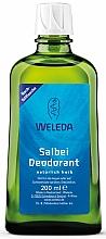 "Fragrances, Perfumes, Cosmetics Body Deodorant """" - Weleda Sage Deodorant Refill Bottle (refill)"