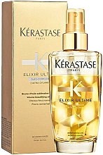 Fragrances, Perfumes, Cosmetics 2-Phase Oil-Spray for Normal & Thin Hair - Kerastase Elixir Ultime Intra-Cylane L'Huile Legere