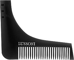 Fragrances, Perfumes, Cosmetics Hair Comb - Lussoni BC 600 Barber Comb
