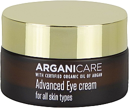 Fragrances, Perfumes, Cosmetics Smoothing Eye Cream - Arganicare Shea Butter Advanced Eye Cream