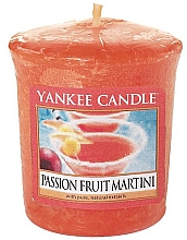 Fragrances, Perfumes, Cosmetics Scented Candle - Yankee Candle Passion Fruit Martini