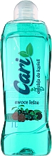 "Fragrances, Perfumes, Cosmetics Bath Emulsion ""Forest Fruits"" - Cari"