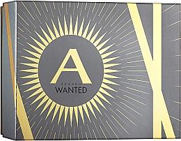 Fragrances, Perfumes, Cosmetics Azzaro Wanted - Set (edt/100ml + deo/75ml)