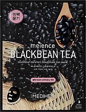 Fragrances, Perfumes, Cosmetics Face Mask with Black Bean Extract - Mediheal Meience Blackbean Tea Mask
