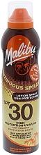 Fragrances, Perfumes, Cosmetics Body Sunscreen Lotion Spray - Malibu Continuous Lotion Spray Sun Protection SPF 30