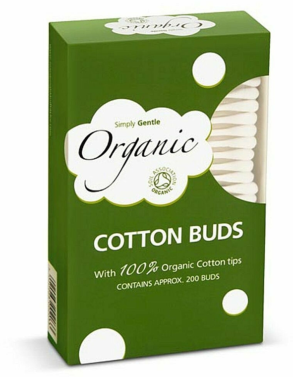 Cotton Buds - Simply Gentle Organic Cotton Buds