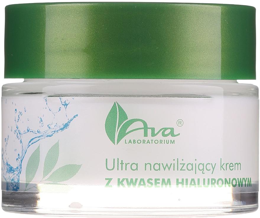 Hyaluronic Acid Ultra-Moisturizing Cream - AVA Laboratorium Ultra Moisturizing Hyaluronic Cream
