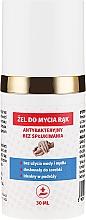 Fragrances, Perfumes, Cosmetics Antibacterial Hand Gel - Sara Cosmetics Antibacterial Gel