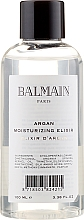 Fragrances, Perfumes, Cosmetics Moisturizing Argan Oil Elixir - Balmain Paris Hair Couture Argan Moisturizing Elixir