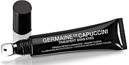 Fragrances, Perfumes, Cosmetics Cream Gel from Dark Circles - Germaine de Capuccini Timexpert SRNS Eyes Illuminating Detox Formula