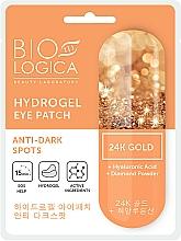 "Fragrances, Perfumes, Cosmetics Patches ""Anti-Dark Spots"" - Biologica Gold"