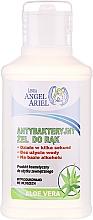 Fragrances, Perfumes, Cosmetics Antibacterial Hand Gel with Aloe Vera Extract - Linea Angel Ariel Antibacterial Hand Gel Aloe Vera