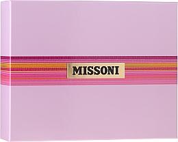 Fragrances, Perfumes, Cosmetics Missoni Missoni - Set (edt/50ml + b/milk/50ml + sh/gel/50ml)