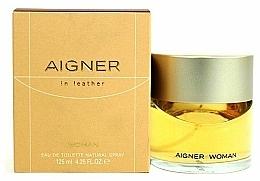 Fragrances, Perfumes, Cosmetics Aigner In Leather Woman - Eau de Toilette