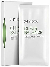 Fragrances, Perfumes, Cosmetics Cleansing Spot-less Patch - Skeyndor Clear Balance Spot-less Patch