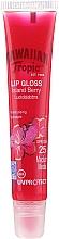 Fragrances, Perfumes, Cosmetics Sun Lip Balm - Hawaiian Tropic Gloss Lip Gloss Island Berry SPF 25