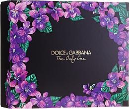 Fragrances, Perfumes, Cosmetics Dolce&Gabbana The Only One - Set (edp/50ml + edp/10ml)