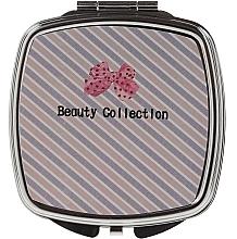 Fragrances, Perfumes, Cosmetics Square Mirror 85635, oblique strip - Top Choice Beauty Collection Mirror