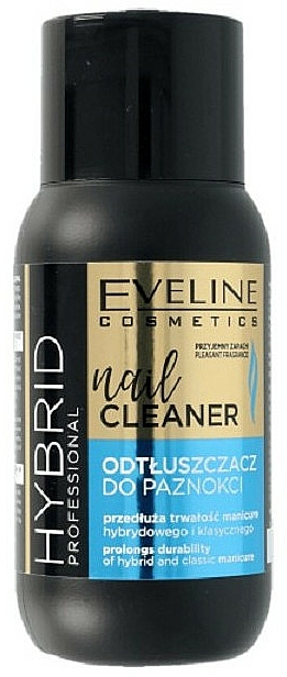Nail Degreaser - Eveline Cosmetics Hybrid Professional Nail Cleaner