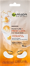 Fragrances, Perfumes, Cosmetics Stimulating Eye Mask - Garnier Skin Naturals Moisture+ Fresh Look