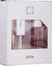 Fragrances, Perfumes, Cosmetics Set - Ofra By Samantta March Lip Duo (lipgloss/1.8ml + lipstick/3.5ml)