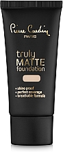 Fragrances, Perfumes, Cosmetics Foundation - Pierre Cardin Truly Matte Foundation