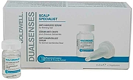 Fragrances, Perfumes, Cosmetics Anti Hair Loss Serum - Goldwell Dualsenses Scalp Specialist Anti-Hairloss Serum