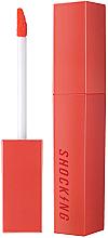 Fragrances, Perfumes, Cosmetics Lasting matte Lip Tint - Tony Moly The Shocking Lip Blur