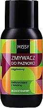 "Fragrances, Perfumes, Cosmetics Acetone-Free Nail Polish Remover ""Almond"" - Pharma CF Missy"